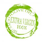 Logo aceite virgen extra
